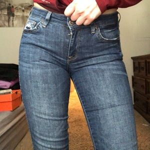 Blue jeans in great condition